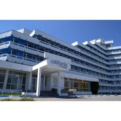 Hotel DELTA/CALIFORNIA 3* din Jupiter - Cap Aurora