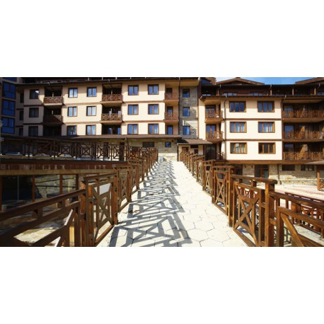 HOTEL VIHREN PALACE SKI & SPA RESORT 4*- BANSKO