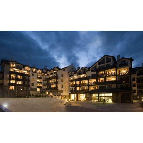 HOTEL PREMIER LUXURY MOUNTAIN RESORT 5*- BANSKO