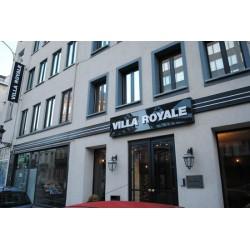HOTEL VILLA ROYALE 3*- BRUXELLES