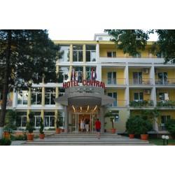 Hotel CENTRAL 3* din Mamaia