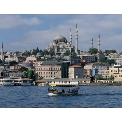 ISTANBUL-Insula Printului PROGRAM TURISTIC şi SHOPPING EUROPA-Stramtoarea Bosfor-ASIA 5 zile