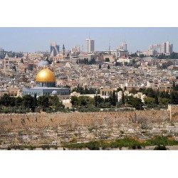 ISRAEL  5 zile Ierusalim, Nazaret, Bethleem, Ierihon, Haifa, Tel Aviv, Masada
