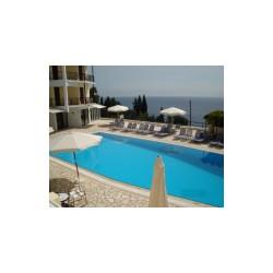 HOTEL BELVEDERE din Corfu