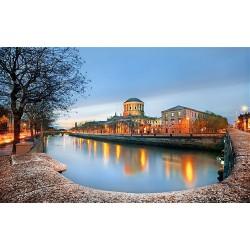 IRLANDA - IRLANDA de NORD - DUBLIN, BELFAST
