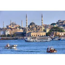 Program Senior Voyage  autocar Istanbul