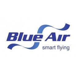 BILETE DE AVION BLUE AIR