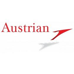 BILETE DE AVION AUSTRIAN AIRLINES