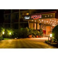Hotel APOLLO 3* din Eforie Nord