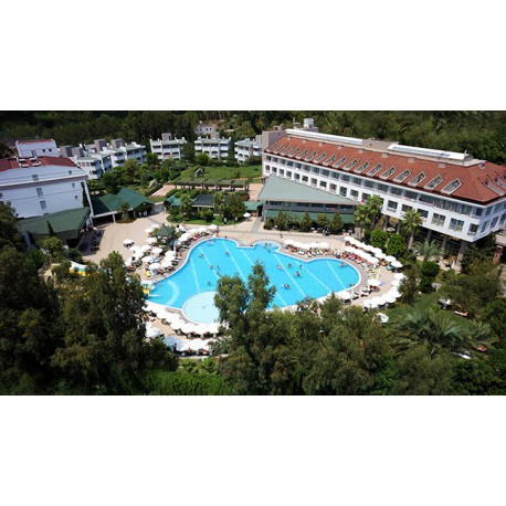 SHERWOOD GREENWOOD RESORT 4* - KEMER