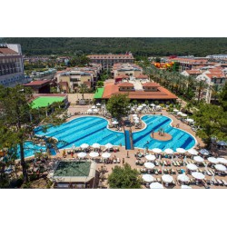 CRYSTAL AURA BEACH RESORT 5*- KEMER